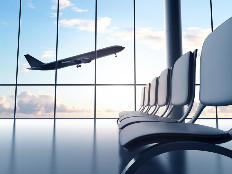 Flughafenwelt